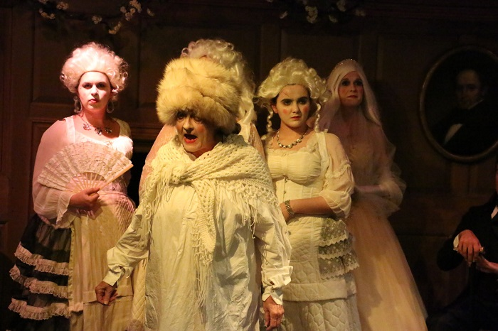 Madison Lyric Stage presents Into the Woods by Stephen Sondheim