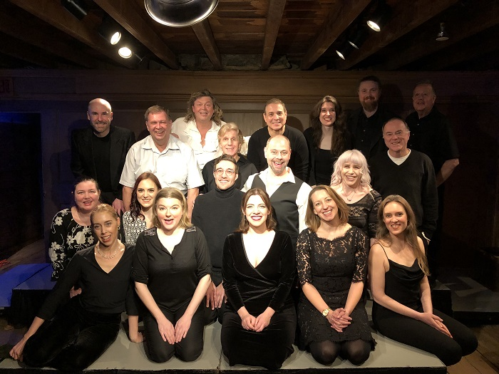Madison Lyric Stage presents Music of the Night: Music of Andrew Lloyd Webber